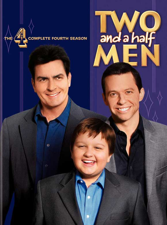 2 and 1/2 men cast