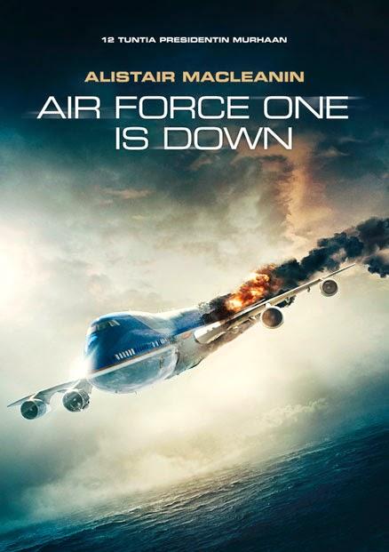 Chuyên Cơ Tổng Thống - Air Force One Is Down
