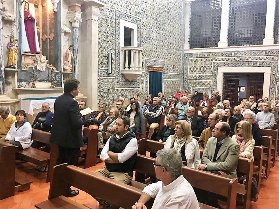 Ultreia Diocesana - Momentos de União - Elvas 20171119