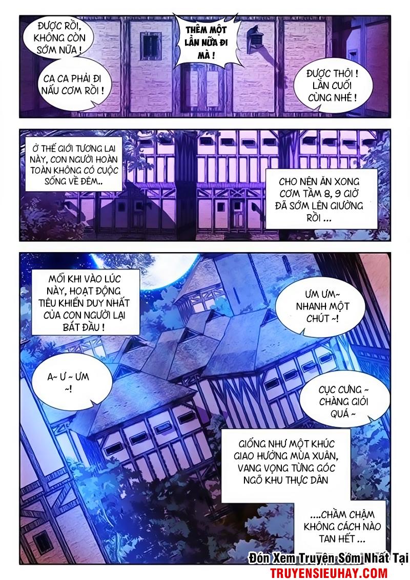 Sổ Tay Nuôi Trồng Người Ngoài Hành Tinh chap 4 - Trang 6
