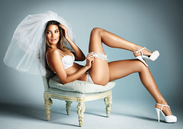 Victoria's Secret Bridal Lingerie 2011
