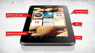 Dual SIM Lenovo IdeaTab A2107 tab now available for Rs 13,400