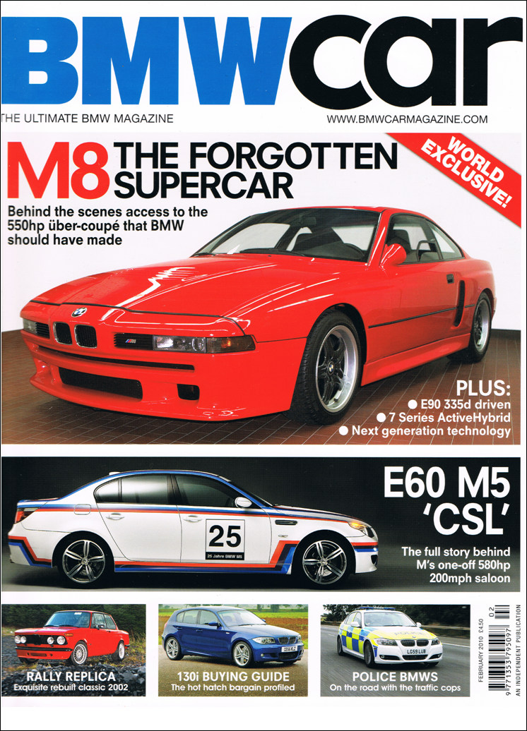 Bmw Car Magazine Carincarwallapers