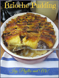 BRIOCHE PUDDING