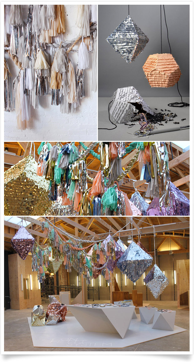 Installation by Confettisystem
