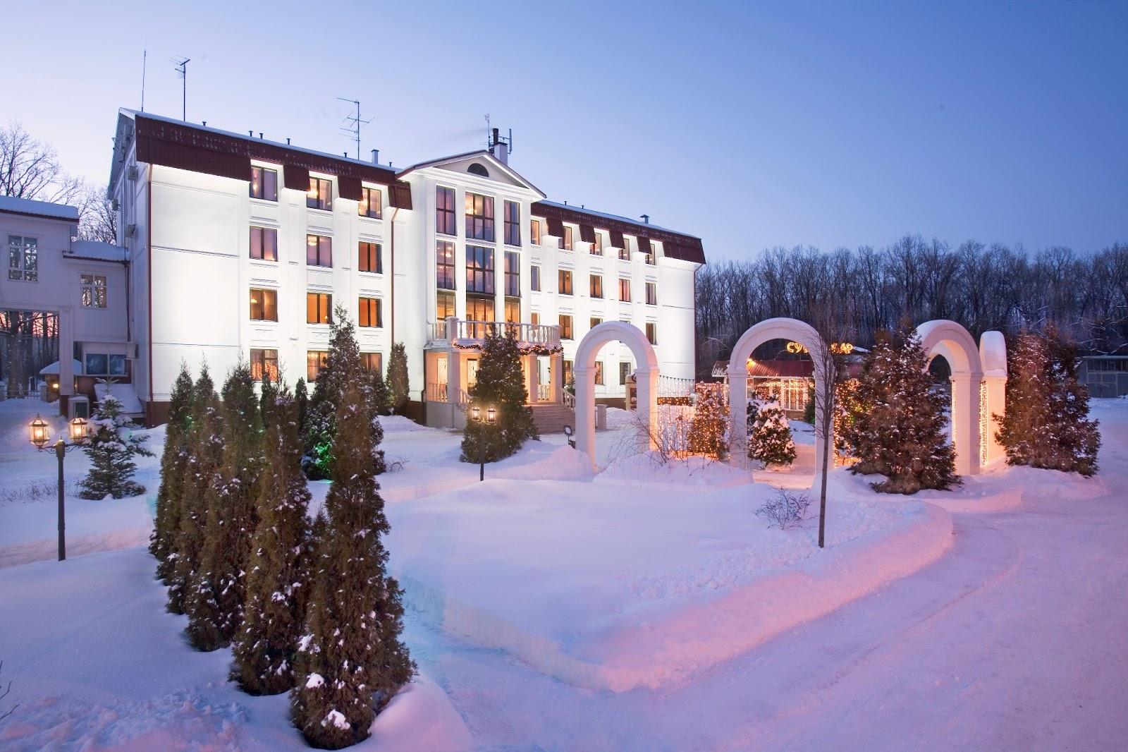 WeekendHunter.- Lujo y tranquilidad en el Suoeste de Rusia, Hotel Yar