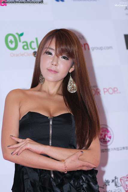4 Hwang Ri Ah - Asia Model Festival Awards-very cute asian girl-girlcute4u.blogspot.com