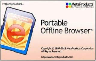 MetaProducts Portable Offline Browser is an offline browser / web sites downloader. It can be installed to a Flash/USB