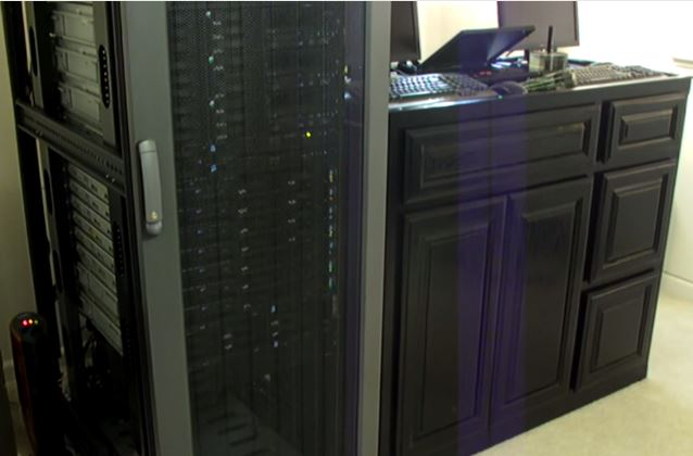 IRCTC 5 servers