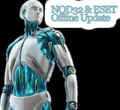 NOD32 v3.v4 Update Offline 6202 20110613