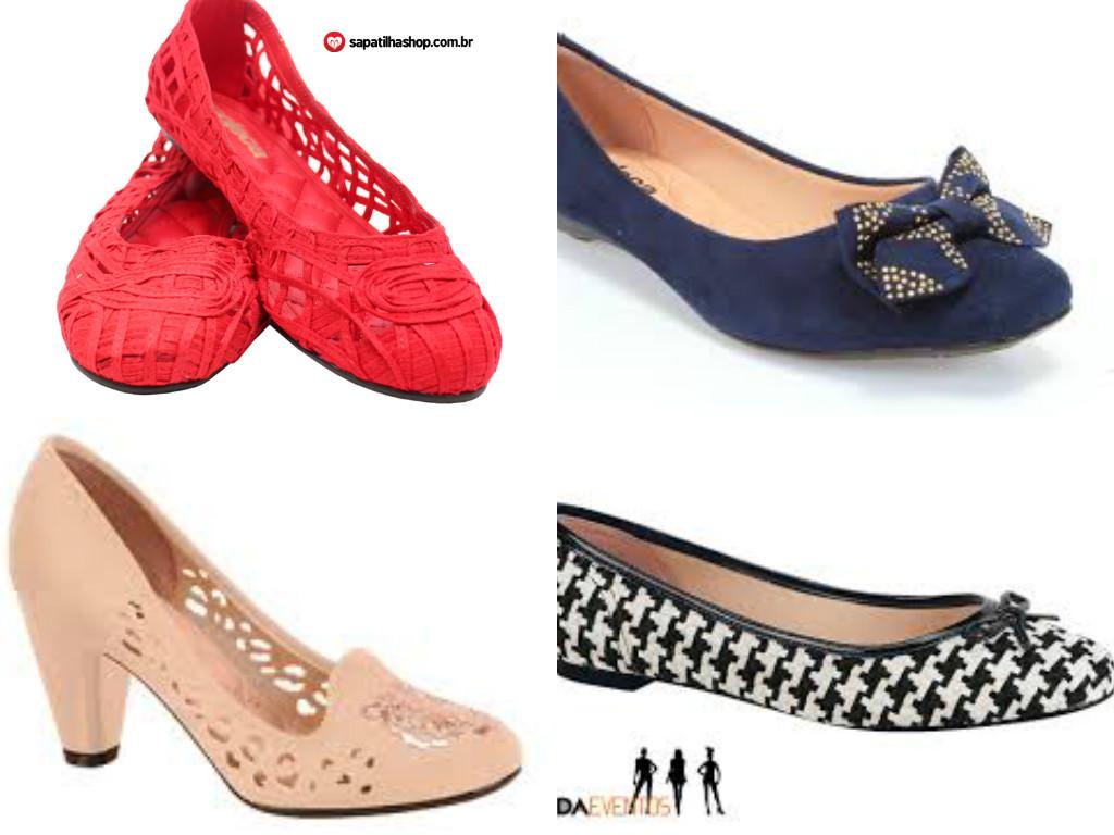 Novidades calçados Moleca inverno 2014