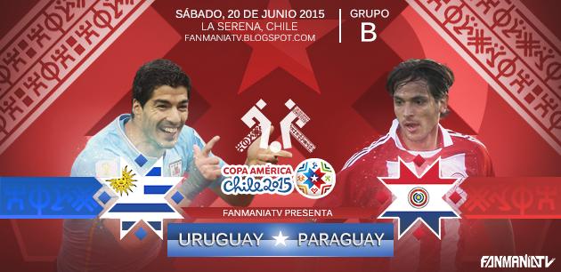 Uruguay-vs-Paraguay