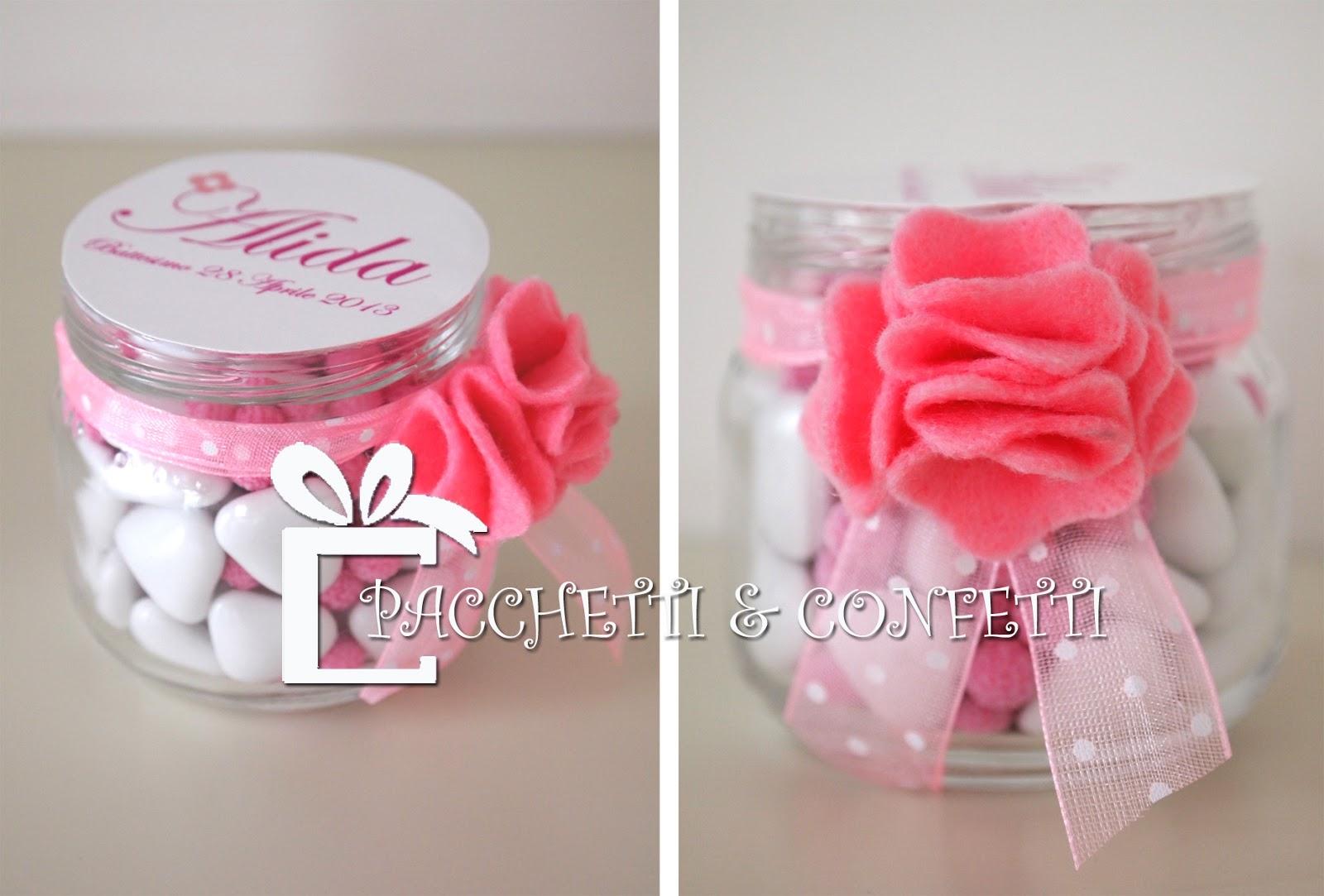 Fabuleux Pacchetti e Confetti: Bomboniere Cheap & Chic per Alida DV92