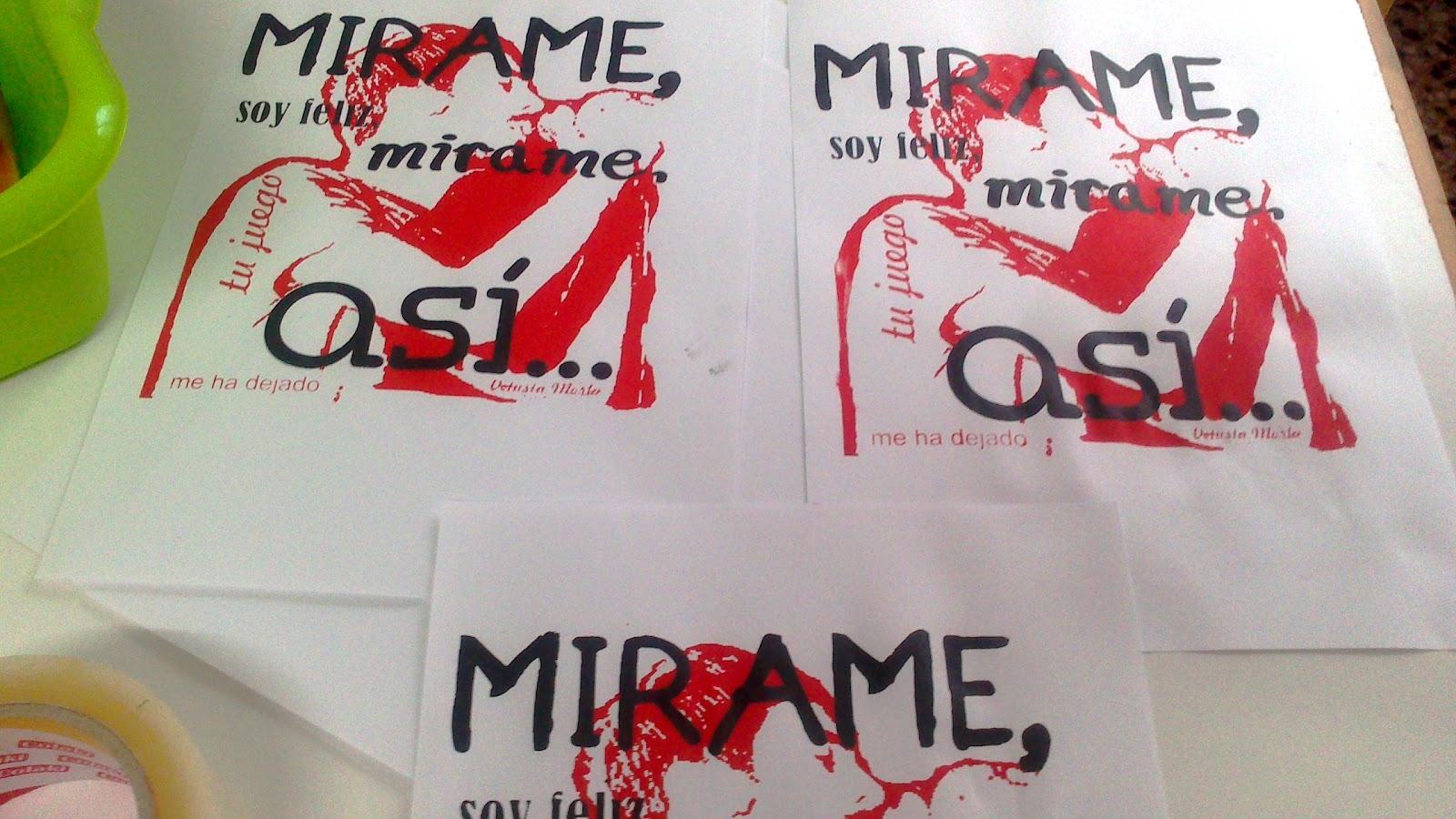 Seriartd2 arte en serigraf a impresi n serigrafia artesana - Letras para serigrafia ...