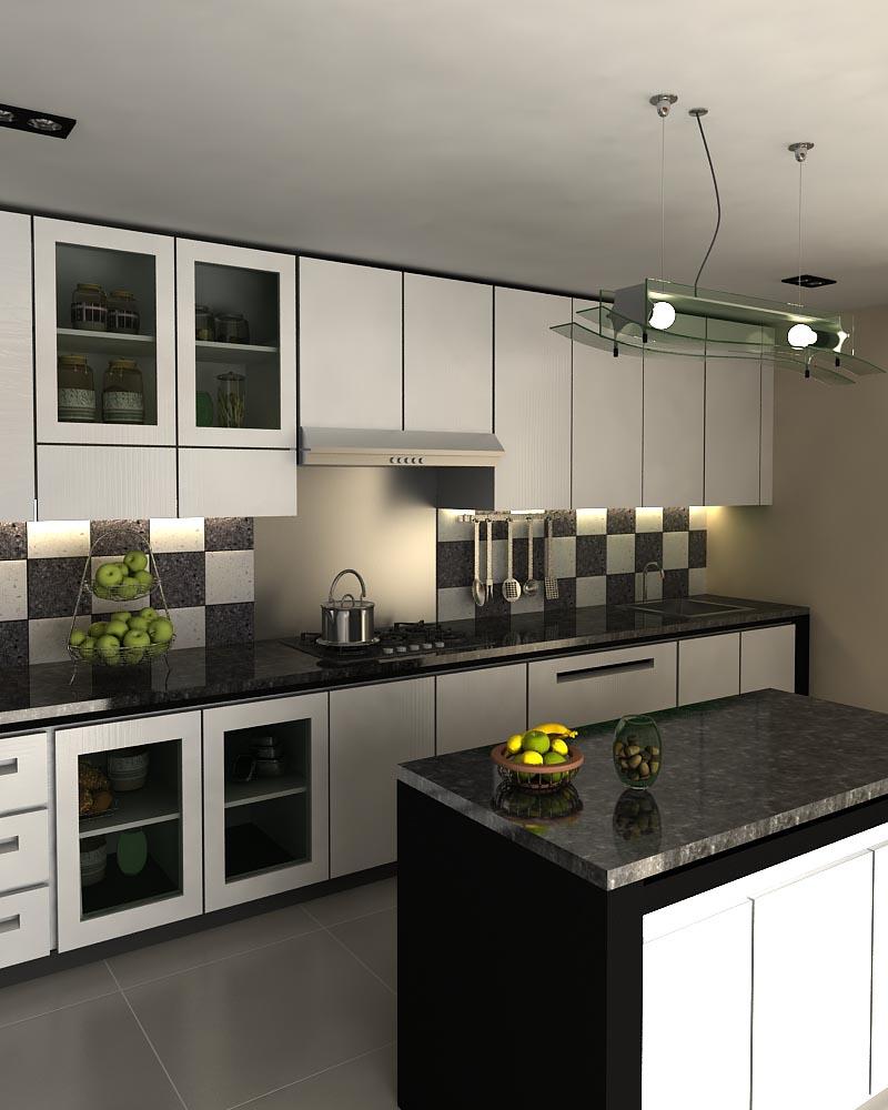 Contoh Desain Interior Apartemen Minimalis