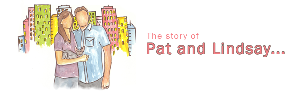 ...The Story of Pat and Lindsay