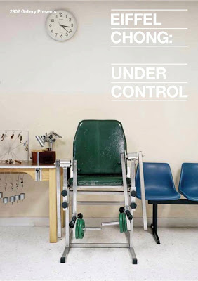 Eiffel Chong, Under Control, 2909 gallery, solo exhibition, institutions - hospitals, Singapore