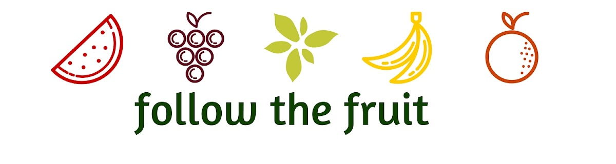 follow the fruit blog