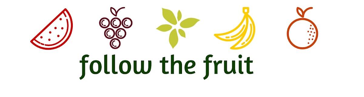 follow the fruit blog