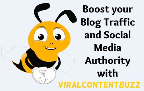 Boost your Blog Traffic and Authority with ViralContentBuzz