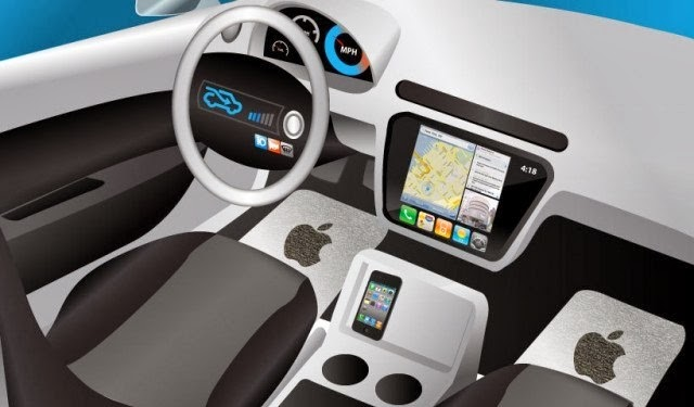 iOS In The Cars