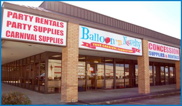 Balloon Novelty3