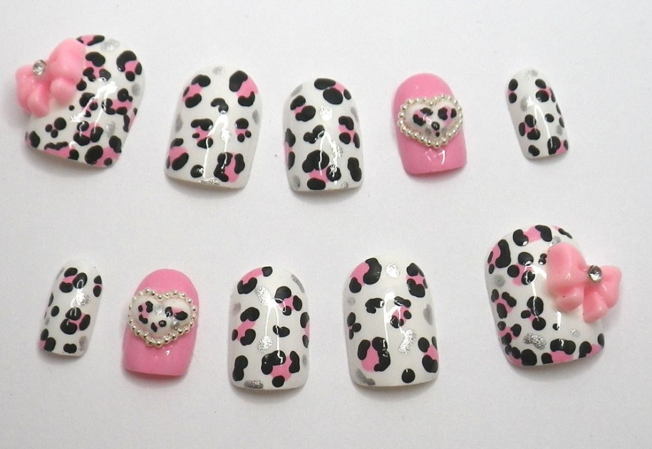 Perfect Nail Art Designs For Girls 4 Pretty Looking Nail Art