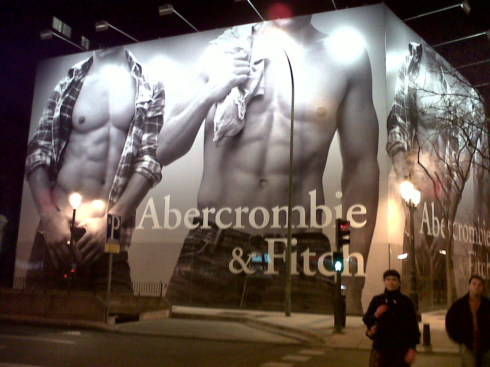 Abercrombie Madrid