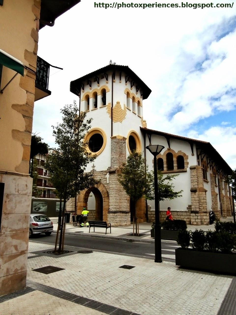 Iglesia de San Pedro en el Barrio de la Marina