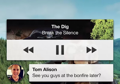 Facebook Home updated with lock-screen music controls for Android