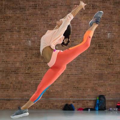 mallas deportivas danza adidas