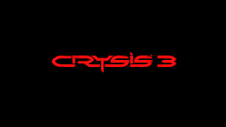 Crysis 3 Logo HD Wallpaper