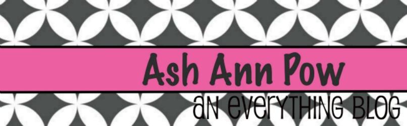 Ash Ann Pow