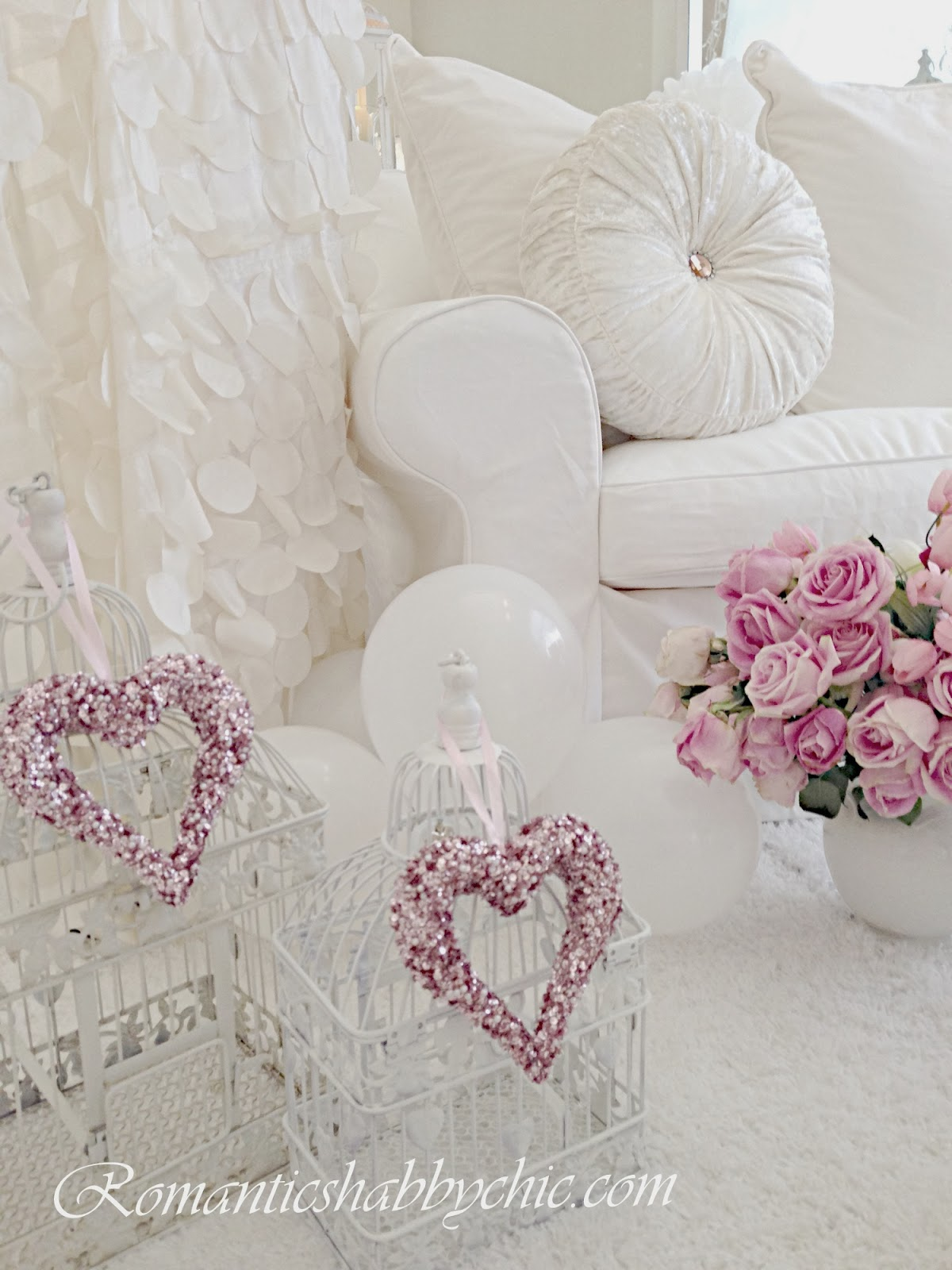 Romantic shabby chic home romantic shabby chic blog - Romantic Shabby Chic Blog Romantic Home Have A Nice Day