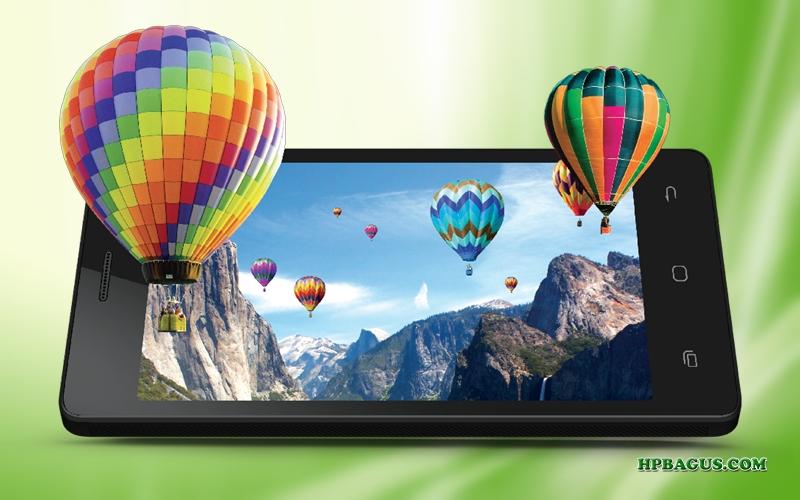 Spesifikasi Smartfren Andromax Qi 4G LTE Android