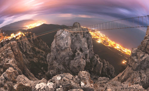 Mount Ai-Petry - Crimea - Ukraine