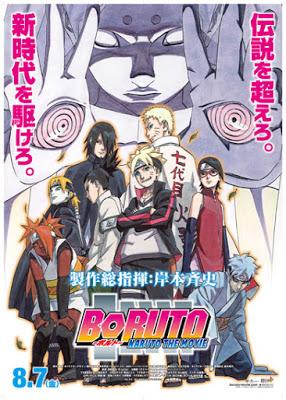 Baixar Filme Boruto: Naruto the Movie Torrent