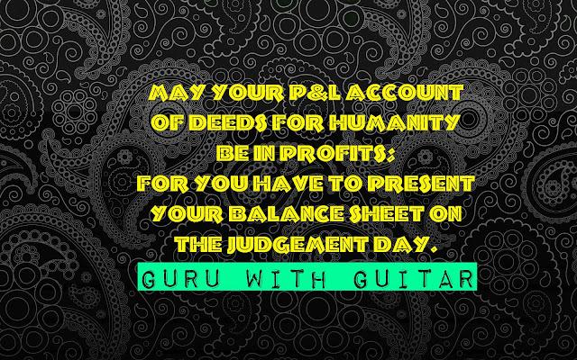 balance_sheet_humanity_judgement_day_quote_vikrmn_guru_with_guitar_gwg_novel_chartered_accountant_ca_author_srishti_vikram_verma