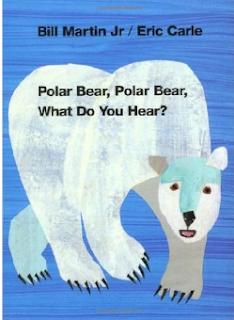http://www.amazon.com/Polar-Bear-What-Brown-Friends/dp/0805053883/ref=sr_1_1?s=books&ie=UTF8&qid=1453491790&sr=1-1&keywords=polar+bear+polar+bear+what+do+you+hear