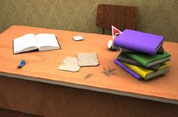 Escape 3D: Classroom