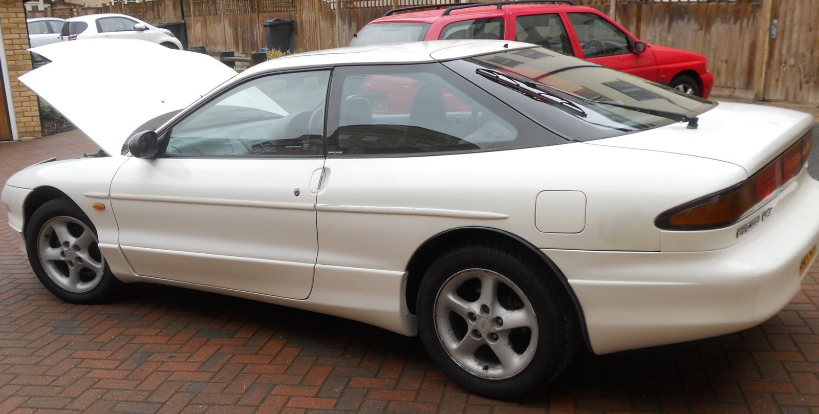 24v white ford probe 1994