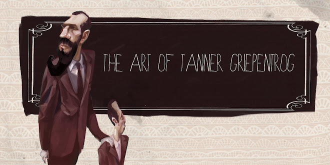 The Art of Tanner Griepentrog