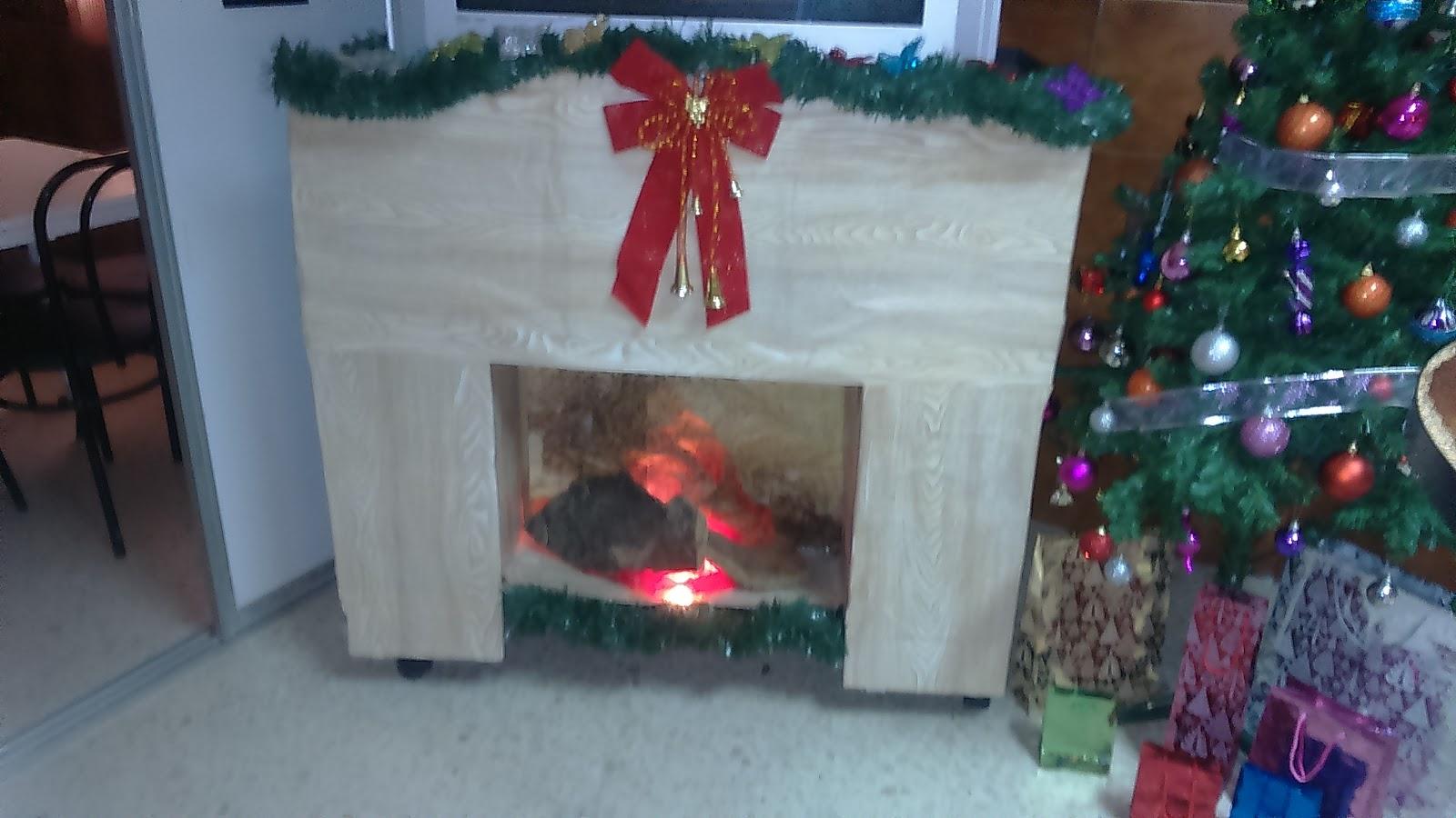 Sale ideas hacer chimenea de cart n para navidad hacer chimenea cart n navidad - Como se hace una chimenea ...