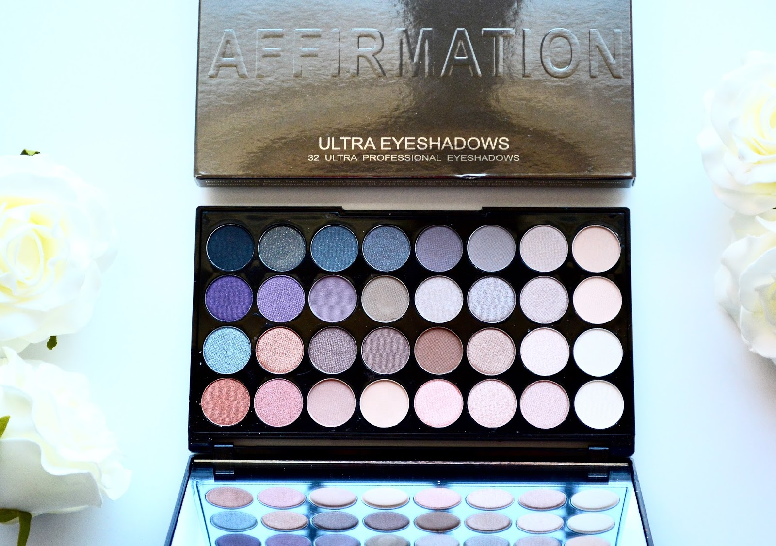 Makeup Revolution Affirmation Palette - Eyeshadow, Makeup, Everyday Palette