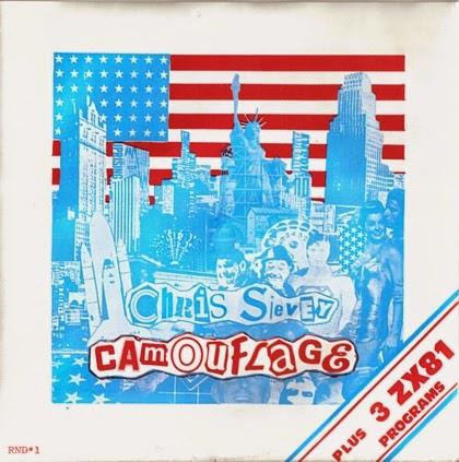 Chris Sievey Camouflage