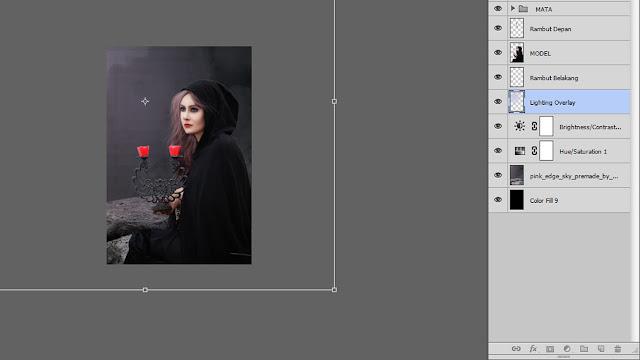 30 Design cover buku Novel dengan Photoshop CC part2