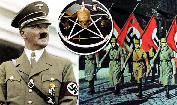 Ocultismo, New-Age, Nazismo e Extrema Esquerda