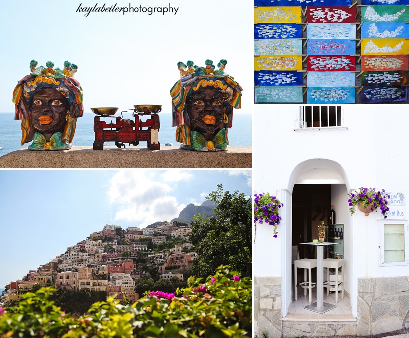 exploring positano photo