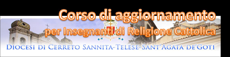 Corso di aggiornamento per IdR - Cerreto Telese