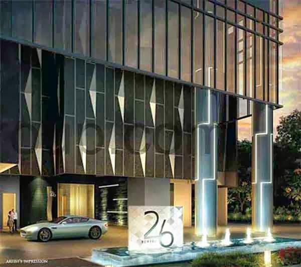 26 Newton 2RM PH floor plans